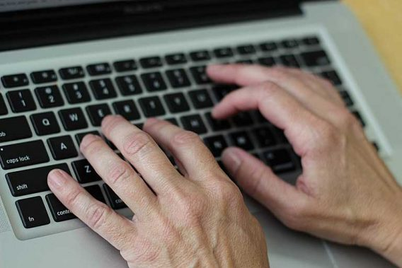 Computer skills for over 50's